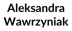 Aleksandra Wawrzyniak