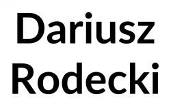 Dariusz Rodecki