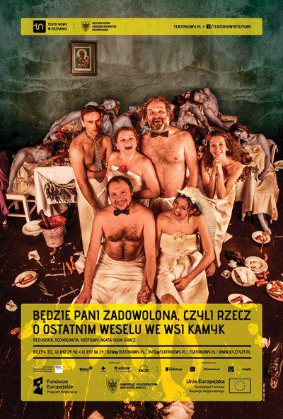 Będzie pani zadowolona, czyli rzecz o ostatnim weselu we wsi Kamyk