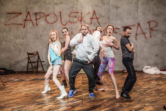 Zapolska Superstar fot. Natalia Kabanow 1
